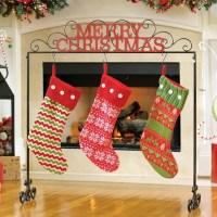 Merry Christmas Stocking Holder | Kirklands