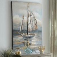 Moonlight Voyage Canvas Art   Kirklands