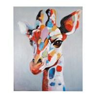 Giraffe Wall Art - talentneeds.com