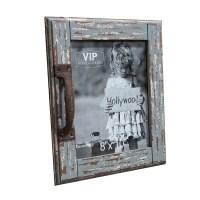 Rustic Barn Door Picture Frame, 8x10 | Kirklands