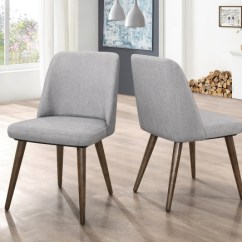 Gray Dining Chair What Is An Air Room Chairs Kirklands Modern Set Of 2