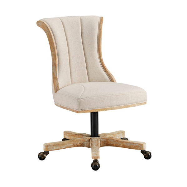 swivel chair quotes wheelchair toilet dining room chairs kirklands natural shelley corsette rustic