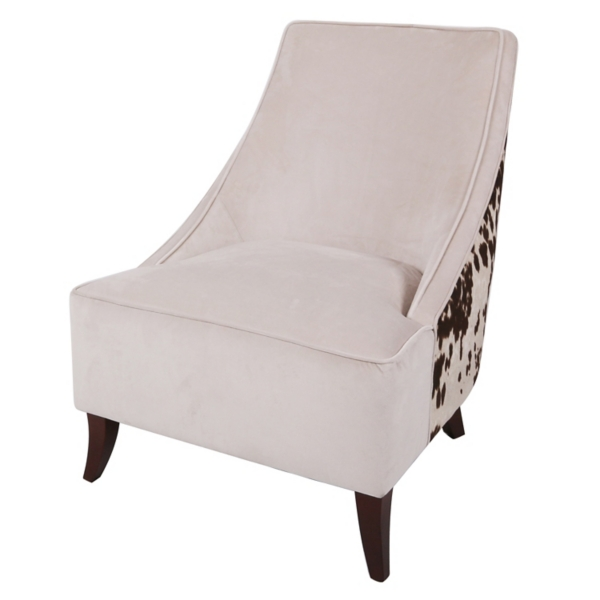 accent chair with arms ergonomic malta chairs arm kirklands upholstered jackson cowhide back