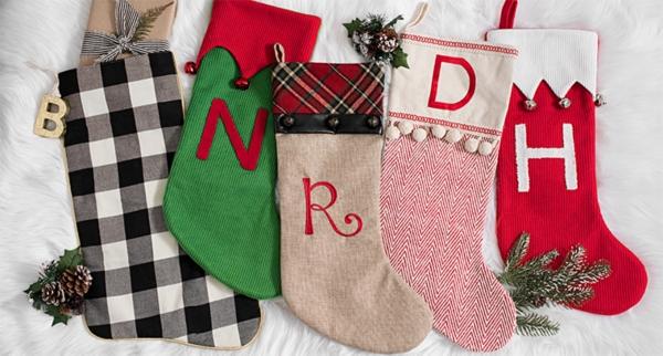 Christmas Stockings & Stocking Holders