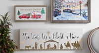 Christmas Wall Decor | Kirklands