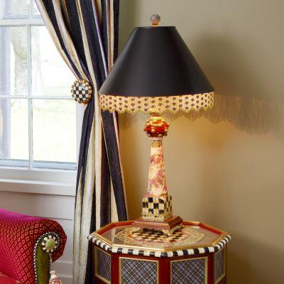 MacKenzieChilds  Lord Remillard Table Lamp