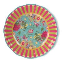 Plates That Go Under Dinner Plates & Burlap Charger Plates