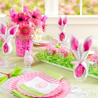 Second Chance To Dream  10 Easter Tablescape Ideas
