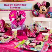 Minnie Mouse Party Ideas - Minnie Mouse Birthday Party ...