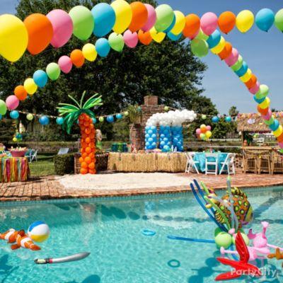 Balloon arch decorating strip 50ft myideasbedroom com