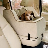 Luxury Console Pet Car Seat - Dog.com