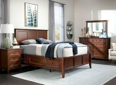 raymour and flanigan living room furniture sets ideas with mounted tv westlake 4-pc. queen platform bedroom set w/ storage bed ...