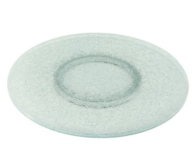 Cracked Glass Lazy Susan Dining Accessories Raymour And Flanigan Furniture