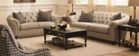 Harlow Transitional Living Collection | Design Tips ...