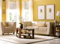 Color Story  Decorating With Yellow