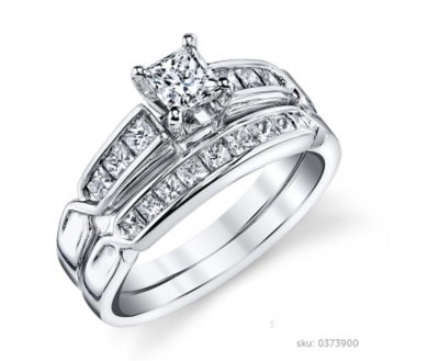 Matching Wedding Sets and Diamond Bridal Sets