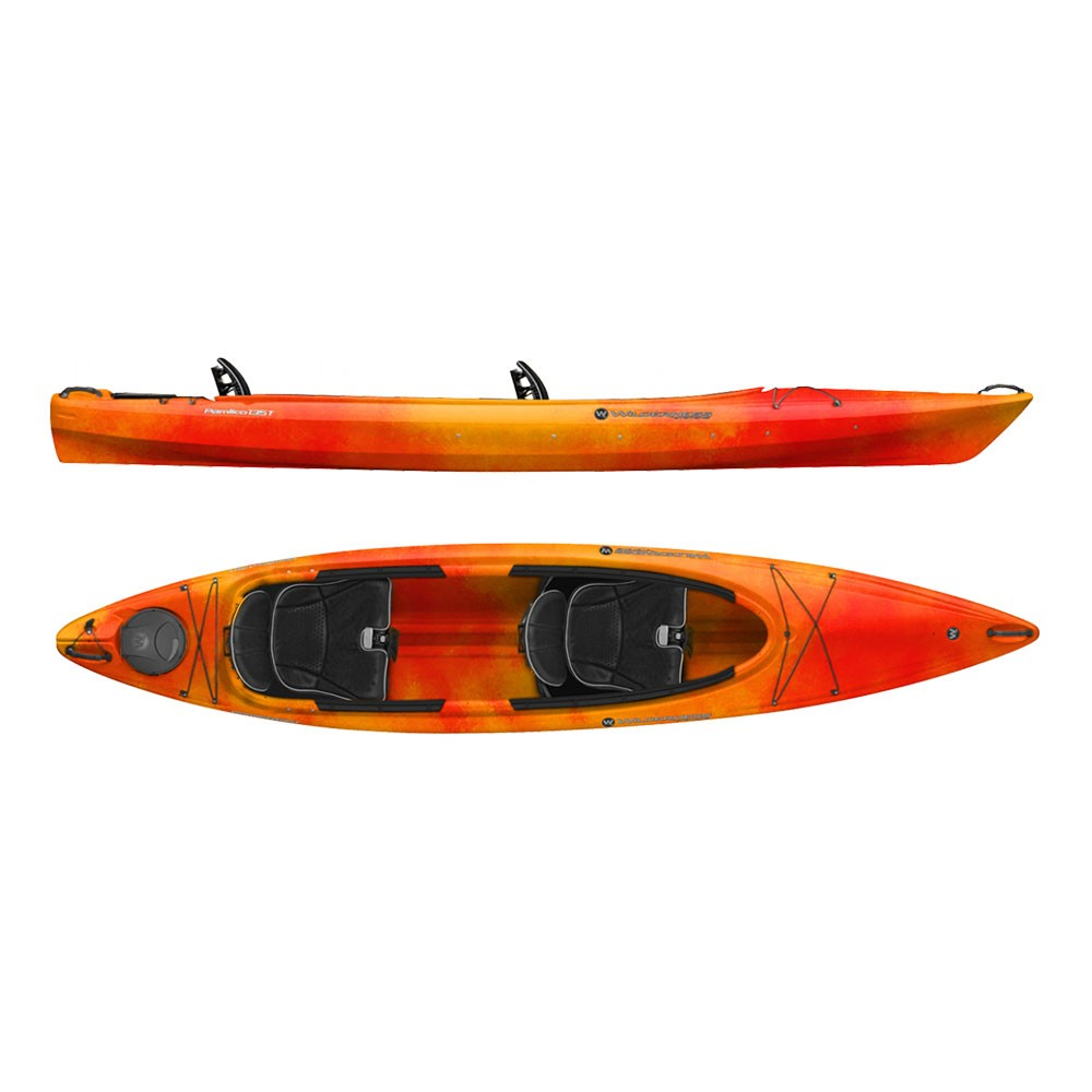 Wilderness Systems Pamlico 135t Tandem Kayak 2016