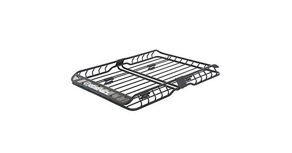 Rhino Rack X Tray LG Roof Mount Cargo Box 2015