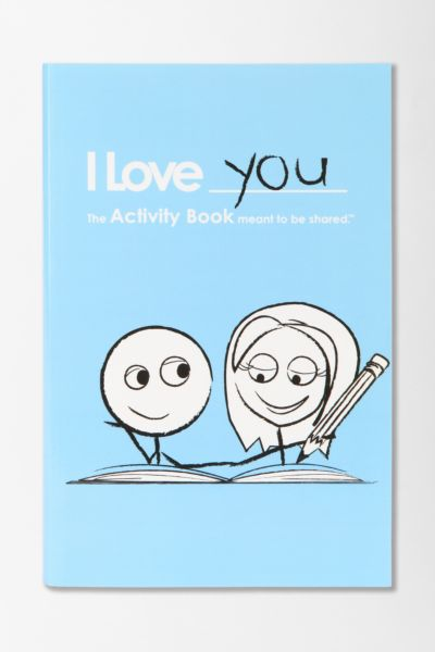 i love you activity