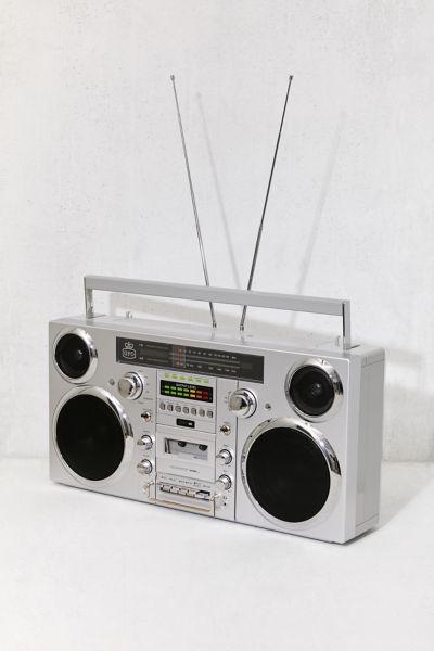 gpo brooklyn portable boombox