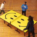 Chinatown Market X Smiley Uo Exclusive Ping Pong Table Urban Outfitters