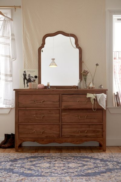 virginia 6 drawer dresser