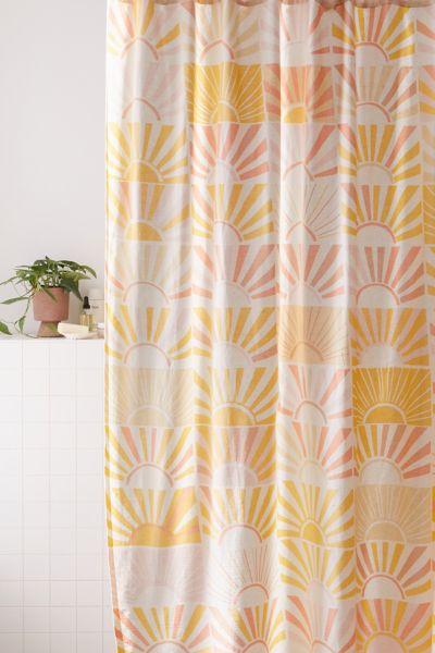 eleni shower curtain
