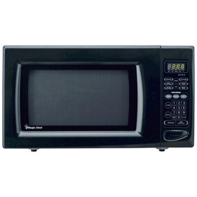 magic chef 1 6 cu ft 1100 watt microwave oven
