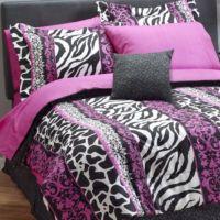 Animal Print Bedding - TKTB