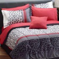 Fingerhut Comforter Sets. Leopard Print Bedding Totally ...