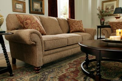 broyhill sleeper sofa cheers leather larissa queen
