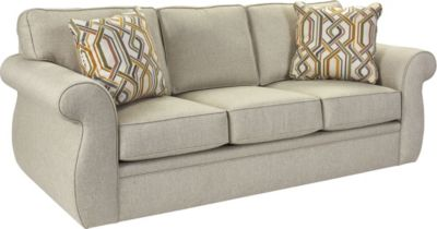 broyhill sleeper sofa loveseat bed recliner veronica queen