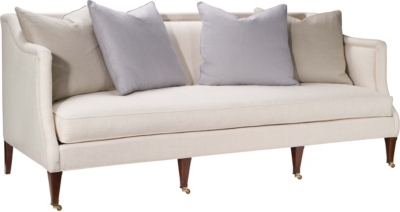 hickory chair co hanging leaf southworth sofa from the suzanne kasler collection by