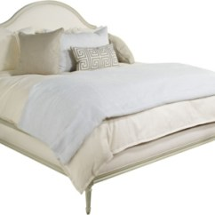 Hickory Chair Furniture Beds Safety First Folding Table And Chairs Simone Upholstered Bed Queen From The Suzanne Kasler Collection