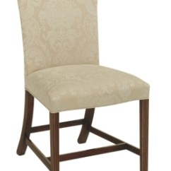 Chippendale Dining Chair Pico Telescoping Side From The James River Collection By Hickory