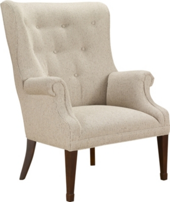 hickory chair co oval glides isaac wing from the james river collection by