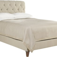 Hickory Chair Furniture Beds Office Posture Tips Somerset Bed With Footrail From The Midtown Collection By