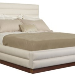 Hickory Chair Furniture Beds Skate Staples Chamber Bed With Low Footboard King From The Mariette Himes Gomez