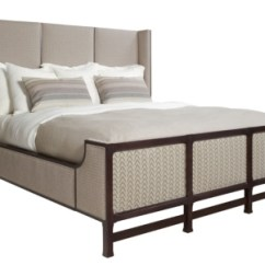 Hickory Chair Furniture Beds Fishing Combo Muse Bed King From The Atelier Collection By