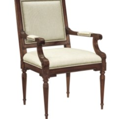 Hickory Chair Louis Xvi Best Office For Posture Reddit Square Back Arm From The Atelier Collection By