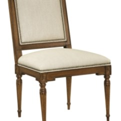 Hickory Chair Louis Xvi Used Chairs Ebay Square Back Side From The Atelier Collection By