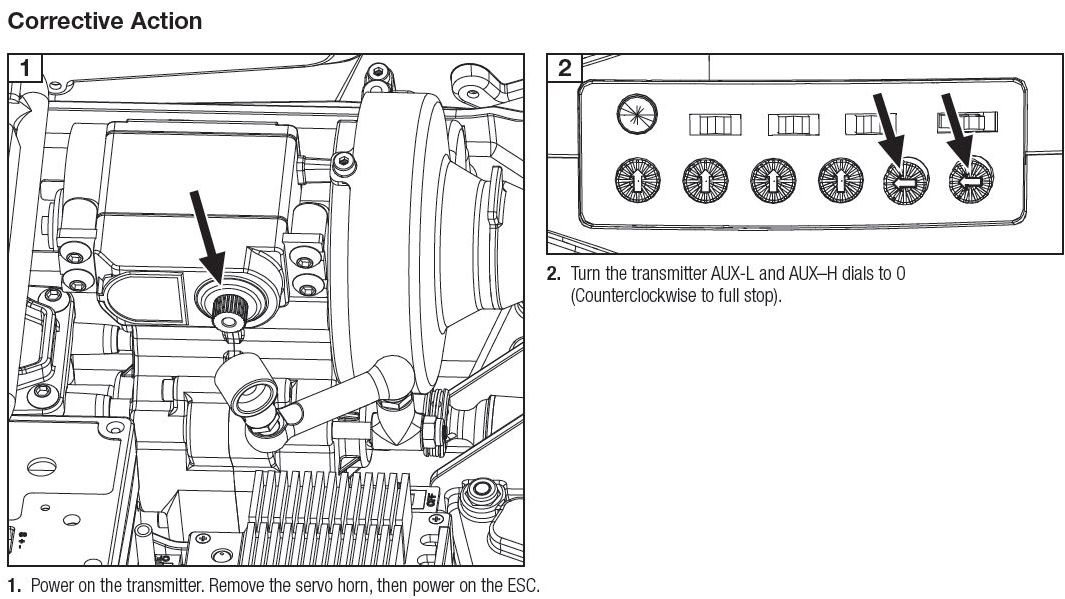 Vaterra Twin Hammers 1.9 Rock Racer RTR (VTR03000) Manuals