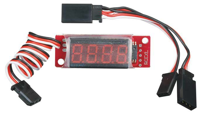 image for on board digital tachometer from horizonhobby [ 1400 x 778 Pixel ]