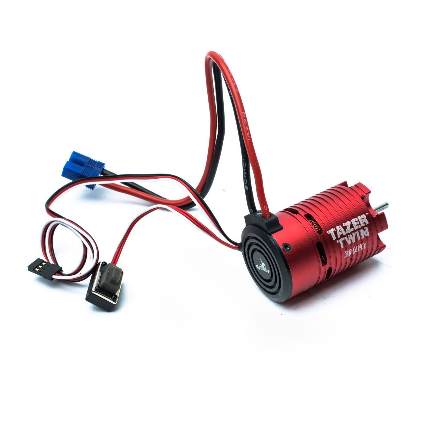 hight resolution of image for tazer twin 2 in 1 brushless motor esc combo 3000kv