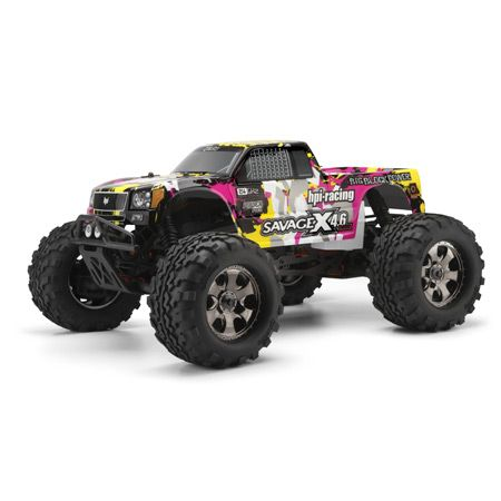 small resolution of image for savage x 4 6 rtr w 2 4 radio from horizonhobby