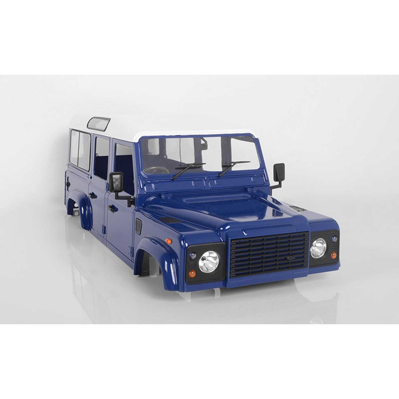 small resolution of image for gelande ii d110 complete body set dark blue from horizonhobby