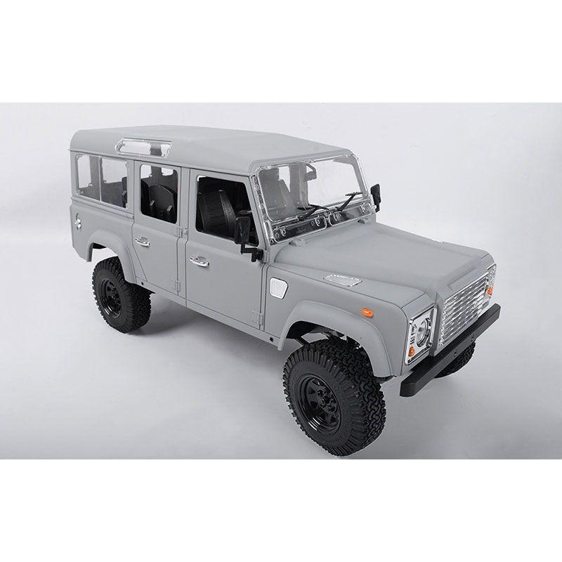 hight resolution of image for 1 10 gelande ii d110 truck kit 4 door hard body from