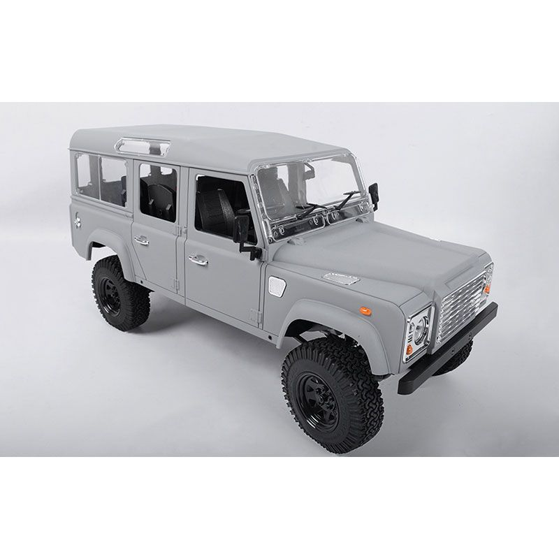 small resolution of image for 1 10 gelande ii d110 truck kit 4 door hard body from