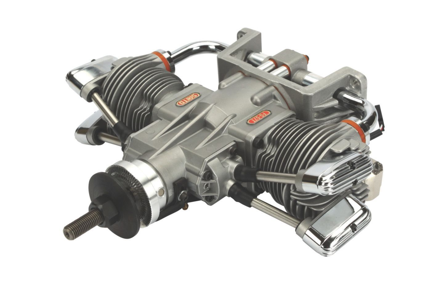 hight resolution of image for 57cc gas twin engine 4 stroke bg from horizonhobby