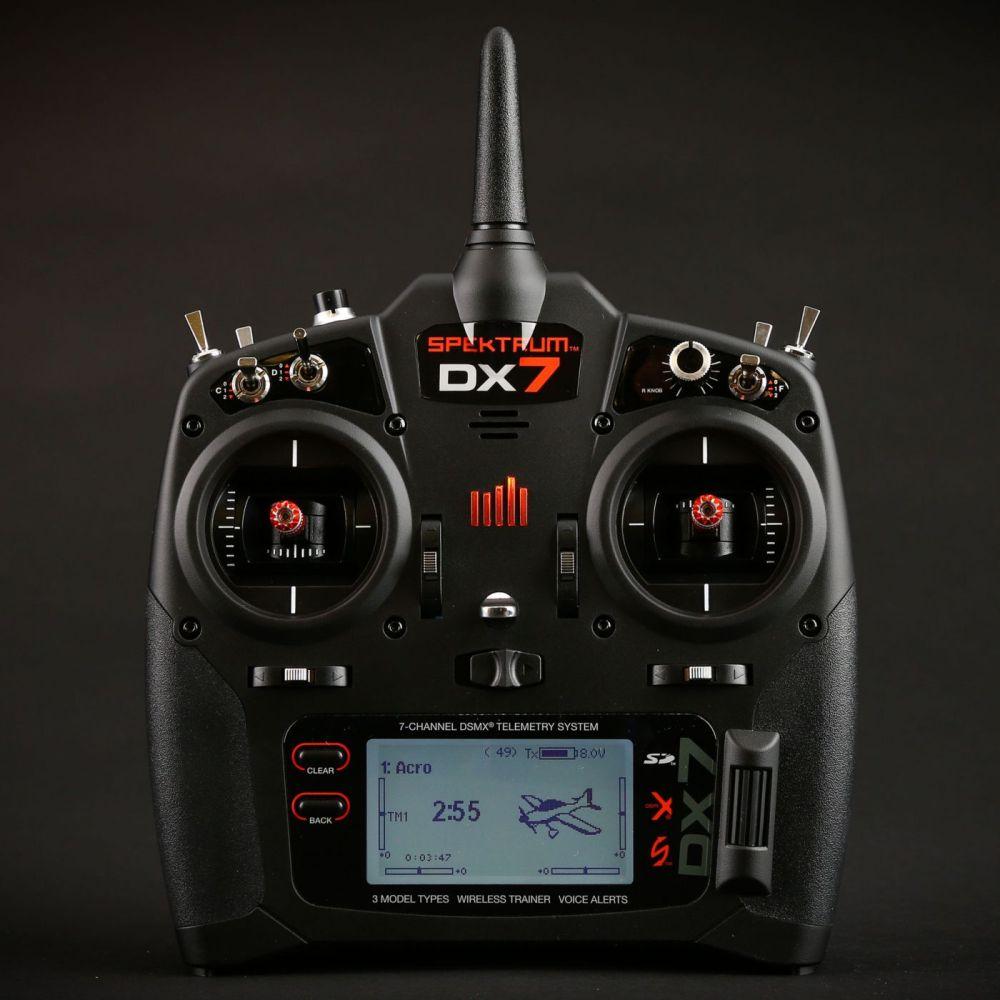 medium resolution of  dx7 7 channel dsmx transmitter gen 2 with ar8000